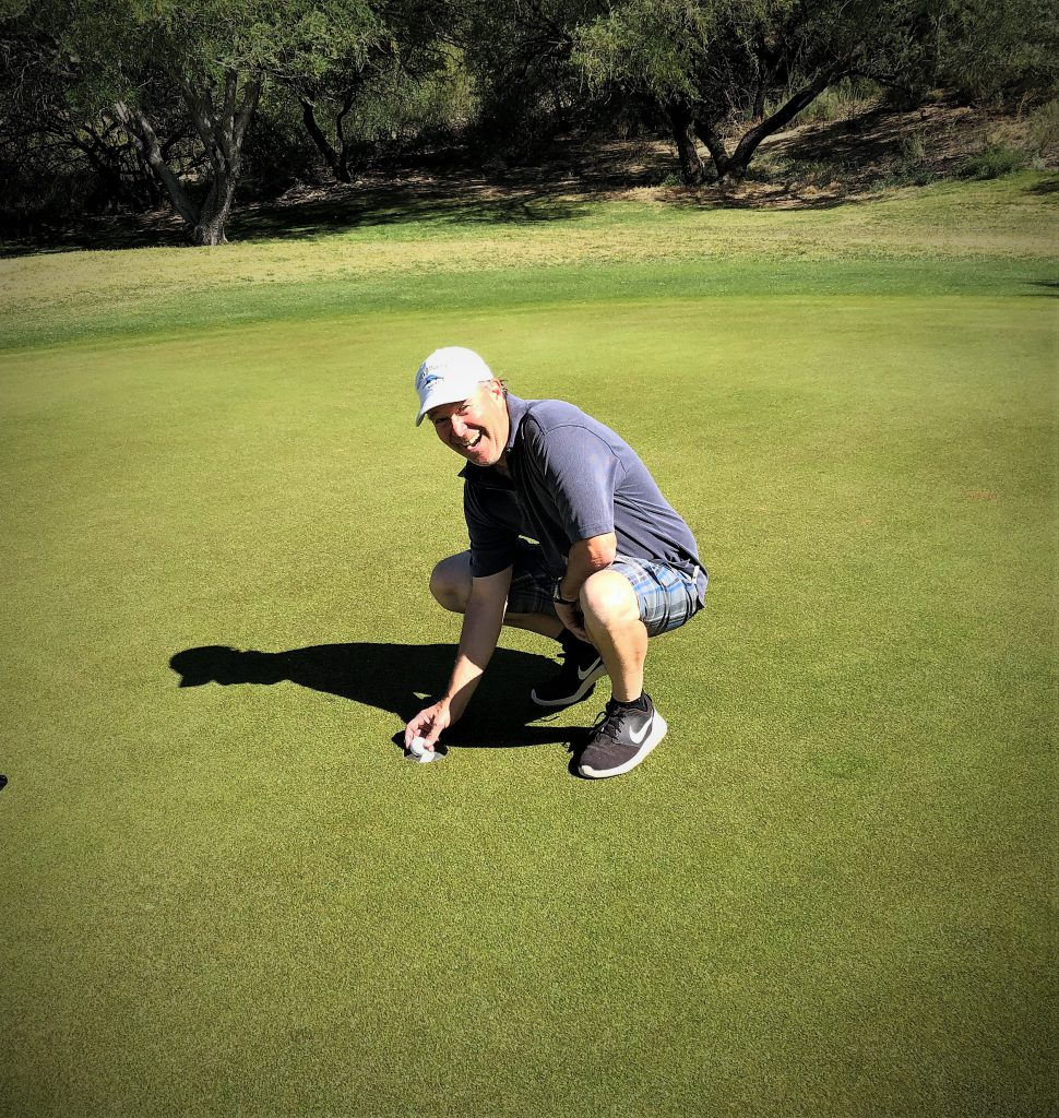 Saturday, May 25, 2019, Rusty Silverman scored a hole in one on #7 at San Ignacio during the John Pierce Green Valley Open. Good Job Rusty. Understand Neal Fisel also Aced this same hole at a previous JPO there.
